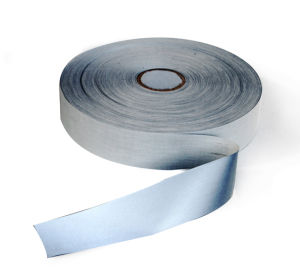 High Quality Silver Reflective Tape (T/C) pictures & photos