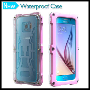 Newest IP68 Waterproof Case for Samsung Galaxy S6 and S6 Edge pictures & photos