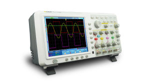 OWON 100MHz 1GS/s Touch Screen Portable Oscilloscope (TDS7104) pictures & photos