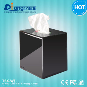 Home Security Tissue Box CCD 520tvl WiFi IP CCTV Camera