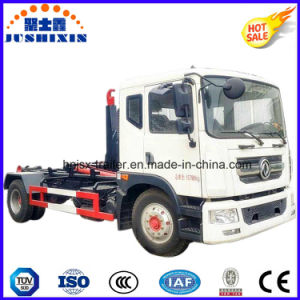 Garbage Refuse Truck Roll off Hydraulic Hook Lift System pictures & photos
