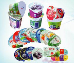 Food Packaging Aluminium Foil Lid
