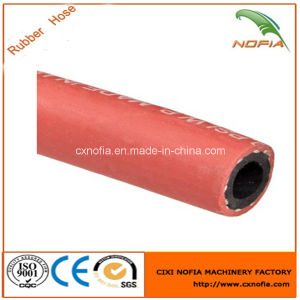 Red Rubber Hose, Hydraulic Hose, Air Rubber Hose