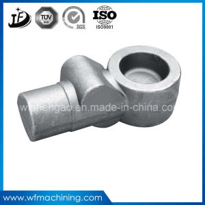 OEM Wrought Metal Iron/Steel Forge/Forged/Forging Part with Machining Service pictures & photos