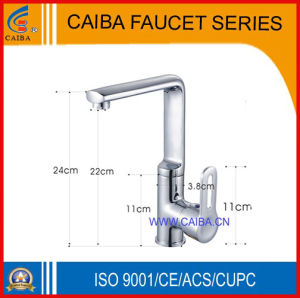 High Quality Single Handle Sink Tap pictures & photos
