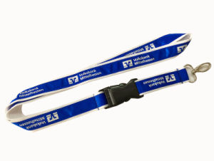 High Quality Cheap Price Custom Woven Lanyard pictures & photos