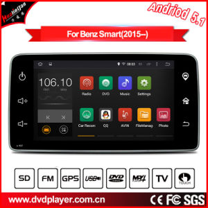 Android 5.1/1.6 GHz Car DVD GPS for Smart 2015 Car Radio with 3G Connection Hualingan pictures & photos