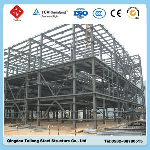 Prefabricated Steel Industrial Warehouse pictures & photos