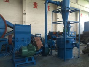 Waste Rubber Recycling Rubber Granules Making Machine pictures & photos