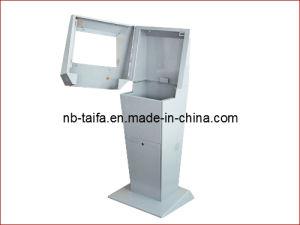 Sheet Metal Media Machine Cabinet