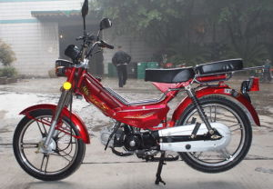 100CC Moped Motorcycle (KS70-1) pictures & photos