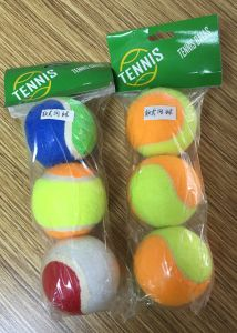 3PCS High Quality Wool Tennis Ball pictures & photos