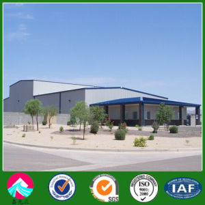 Large Multi Span Steel Buildings Supplier and Manufacturer pictures & photos