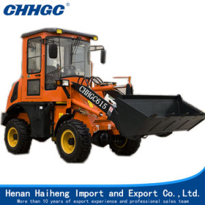1500kg Small Agricultural Hydraulic Wheel Loader pictures & photos