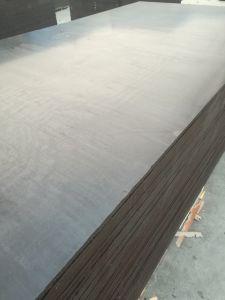Good Quality Film Faced Plywod From Better Quality Wood pictures & photos