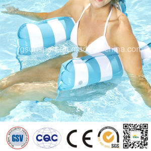 Swimming Pool Floating Water Hammock for Swimmers pictures & photos