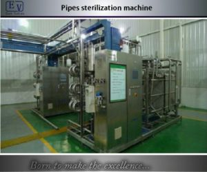 Juice Pipes Pasteurization Machine pictures & photos