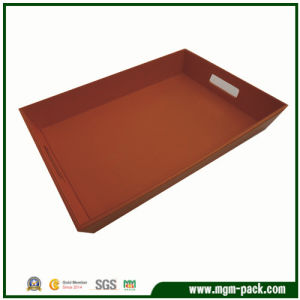 Wholesale Luxury Simple Fashion Wooden Tray pictures & photos