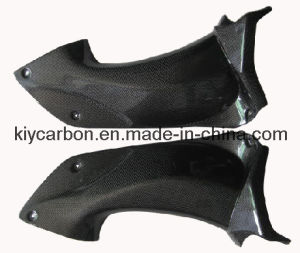 Carbon Fiber Motorcycle RAM Air Tube Duct for Kawasaki pictures & photos