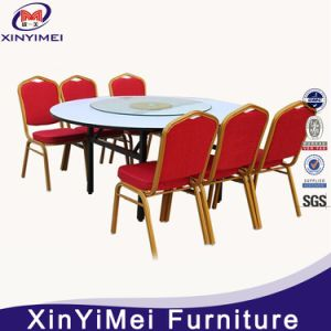 New Design Cheap Aluminum Hotel Chair (XYM-L60) pictures & photos