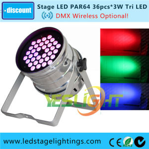 LED PAR Lamp 36*3W LED Stage Lighting pictures & photos