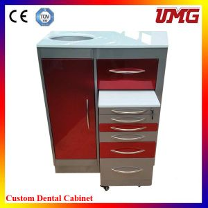 Combined Oak Dental Storage Cabinets From Umg pictures & photos