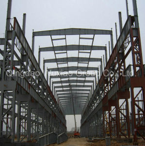 Prefabricated Building Steel Structure for Steel Buildings pictures & photos