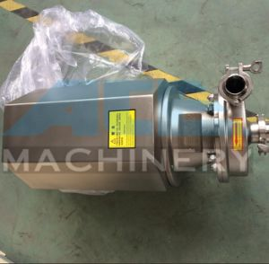 Ss Centrifugal Pump for Milk with SMS Connection Ends (ACE-B-W2) pictures & photos