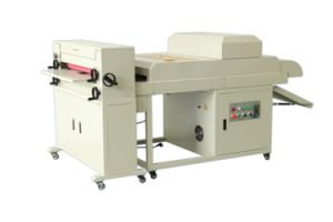 DC-650m Multi-Texture UV Coater Machine pictures & photos