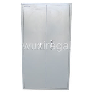 Double Door Filing Cupboard Cabinet, Fireproof File Storage Cabinet (FC1810) pictures & photos