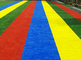 30mm Multicolor Artificial Turf/Grass with Best Price pictures & photos