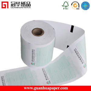 ISO9001 Printed Thermal POS Paper Roll pictures & photos