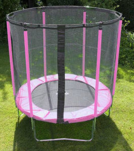 55inch Children Trampoline, Bounce Jumping Safety Enclosure Net pictures & photos