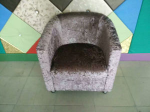 New Arrival Club Sofa Fabric Chair (FY06) pictures & photos