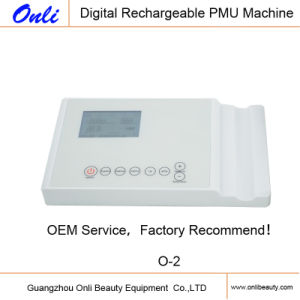 Onli Digital Pmu Machine Rechargeable Micropigmentation Device O-2 Tattoo Power Supply pictures & photos