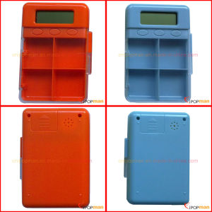 Pill Box Itemer/Plastic Pill Box/Pill Box Price/Pill Box Bracelet pictures & photos