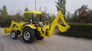 Tractor 3 Point Hitch Backhoe Tractor Backhoe pictures & photos