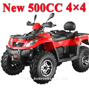 New EEC 500cc ATV 4X4 Driving pictures & photos