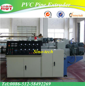 PVC Pipe Extruder pictures & photos