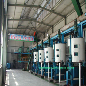 30 Tpd 50tpd 100tpd 200tpd Soyabean Oil Solvent Extraction Plant pictures & photos