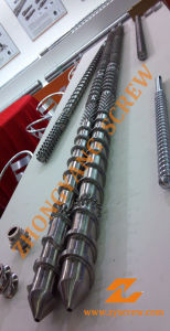 High Performance Parallel Twin Screw and Barrel for PVC pictures & photos