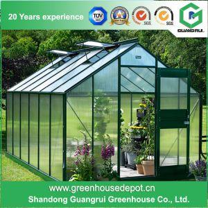 Aluminium Hobby Garden Greenhouse Kit pictures & photos