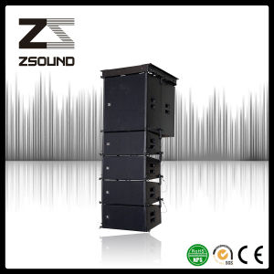 """Zsound LA110P Active Self-Power PRO Dual 15"""" Compact Audio Subwoofer System with La110 Line Array pictures & photos"""