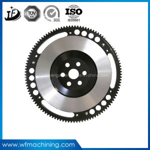 OEM Cast Iron/Gray Iron Sand Casting Flywheel of Fitness Equipment/Engine Part pictures & photos