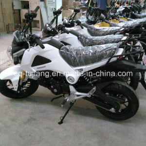 Gt125 Racing Motorcycle White