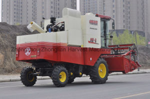 Commercial Sorghum Harvester Machine with High Efficiency pictures & photos