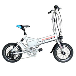 Factory Direct Sale 16 Inch Built-in Battery Folding Electric Bike (JB-TDR01Z) pictures & photos