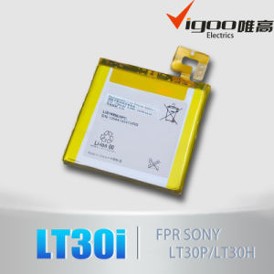 High Quality Lt221 Battery for Sony Ericsson pictures & photos