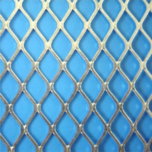 Flat Diamond Expanded Wire Mesh for Decoration pictures & photos