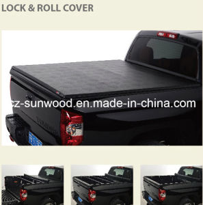 Lock & Roll up Soft Tonneau Cover pictures & photos